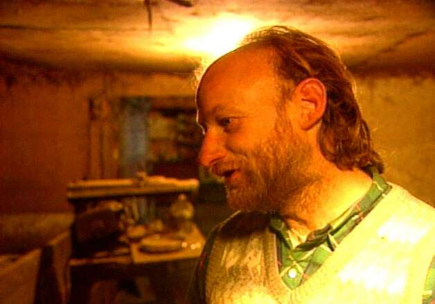 Serial killer and former pig farmer Robert William Pickton, from Port Coquitlam, British Columbia,  is shown in this undated image from a television screen. (Getty)