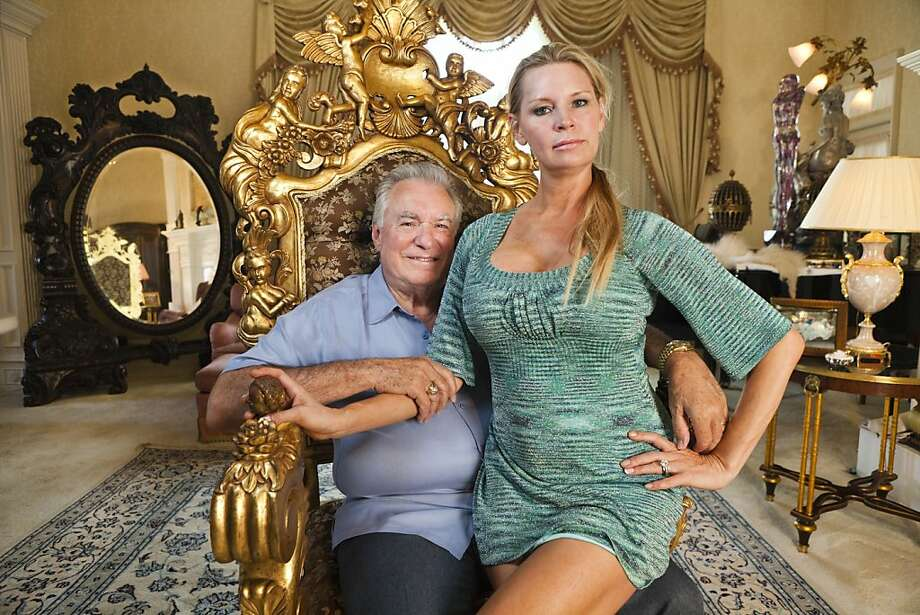 David and Jackie Siegel are the focus of the film. Photo: Lauren Greenfield, Magnolia Pictures