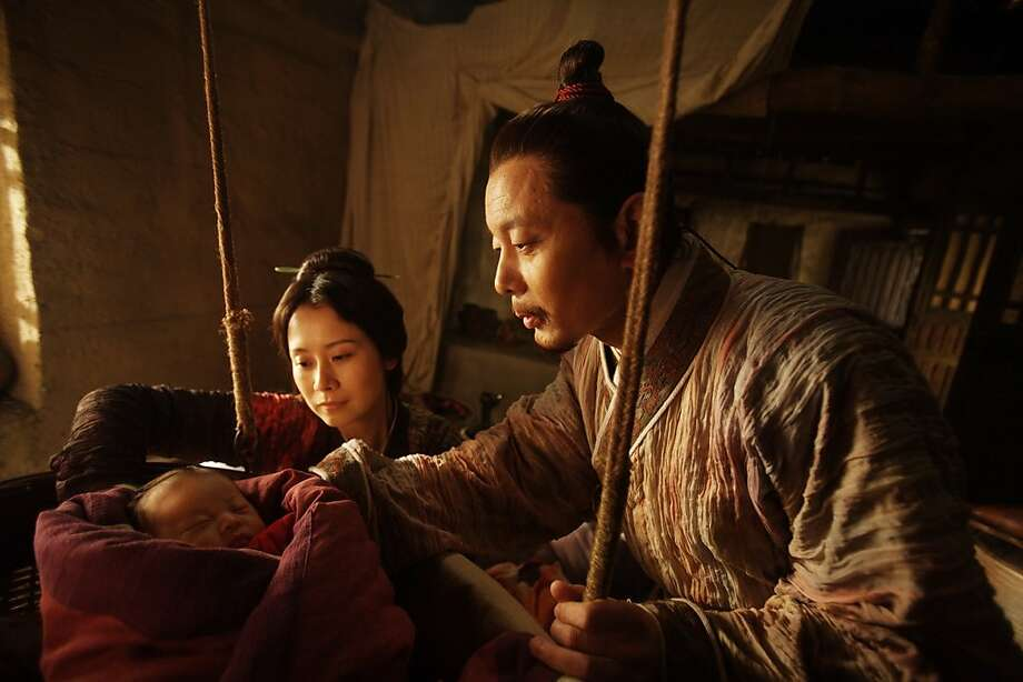 A scene from Chen Kaige's SACRIFICE, opening July 27 at SF Film Society Cinema. Photo: Samuel Goldwyn Films
