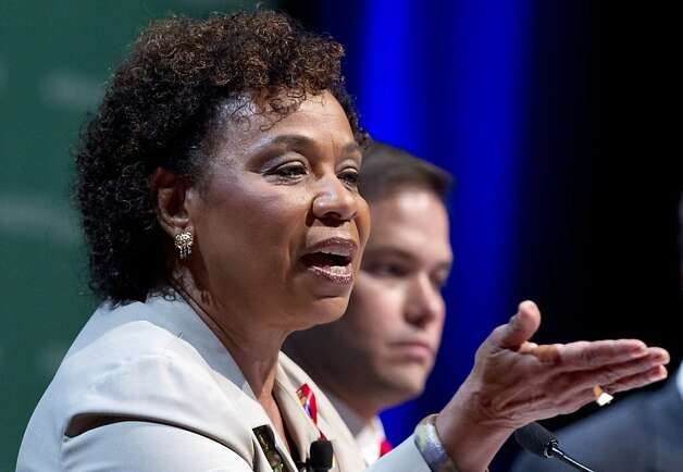 Rep. Barbara Lee's bill has little chance in the GOP House. Photo: Carolyn Kaster, Associated Press