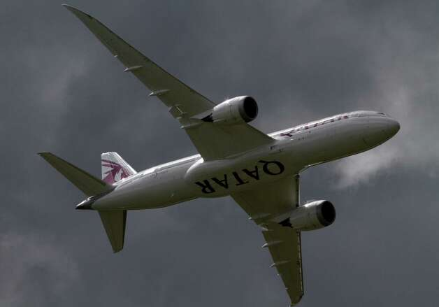 Qatar Airways grounded a 787 on Dec. 9, 2012, after finding the same issue that led to the United 787 emergency landing. Photo: Lefteris Pitarakis