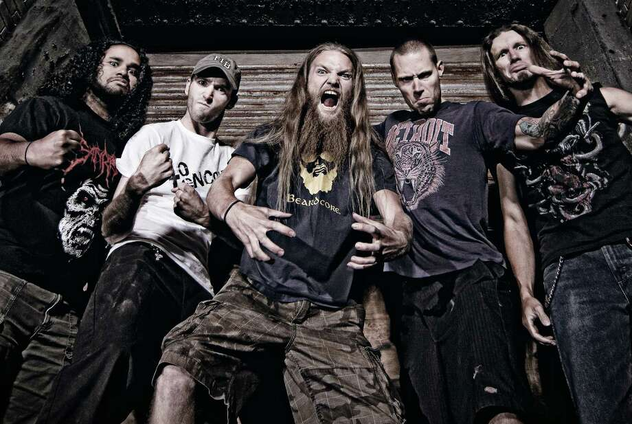 Battlecross. Photo provided by Adrenaline PR Photo: Courtesy