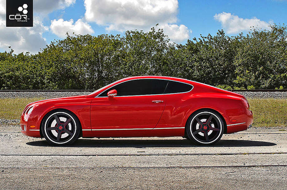 Bentley Continental GT: 12 city, 19 highway, 14 combined. To drive 25 miles, it would cost $6.28.(Photo: COR_Wheels, Flickr)