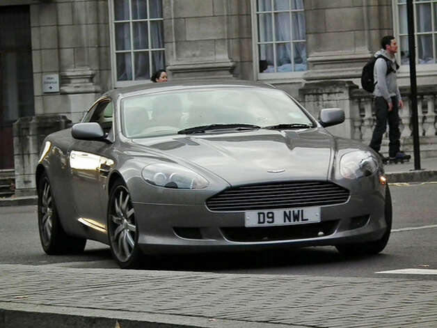 Aston Martin DB9: 11 city, 17 highway, 13 combined. To drive 25 miles, it would cost $6.63.(Photo: kenjonbro, Flickr)