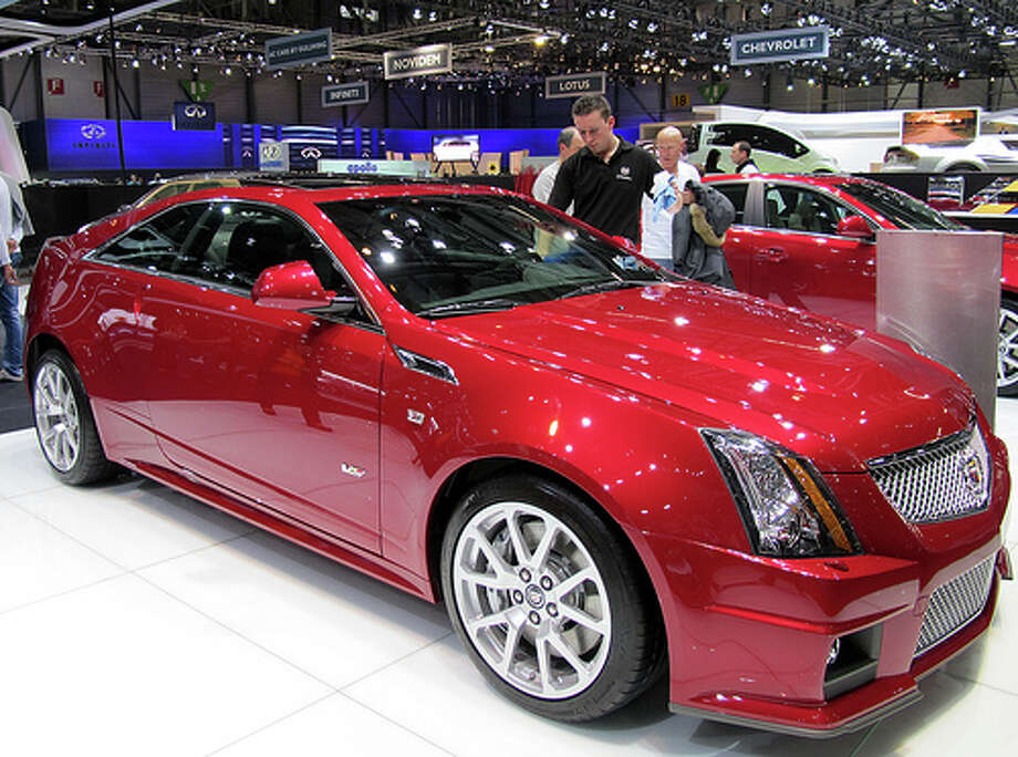 Cadillac CTS: 12 city, 18 highway, 14 combined. To drive 25 miles, it would cost $6.28. (Photo: amcgore, Flickr)