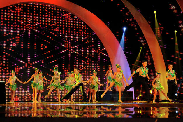 AMERICA'S GOT TALENT -- Episode 718 -- Pictured: The Untouchables  -- (Photo by: Virginia Sherwood/NBC) Photo: NBC, Virginia Sherwood/NBC / 2012 NBCUniversal Media, LLC..