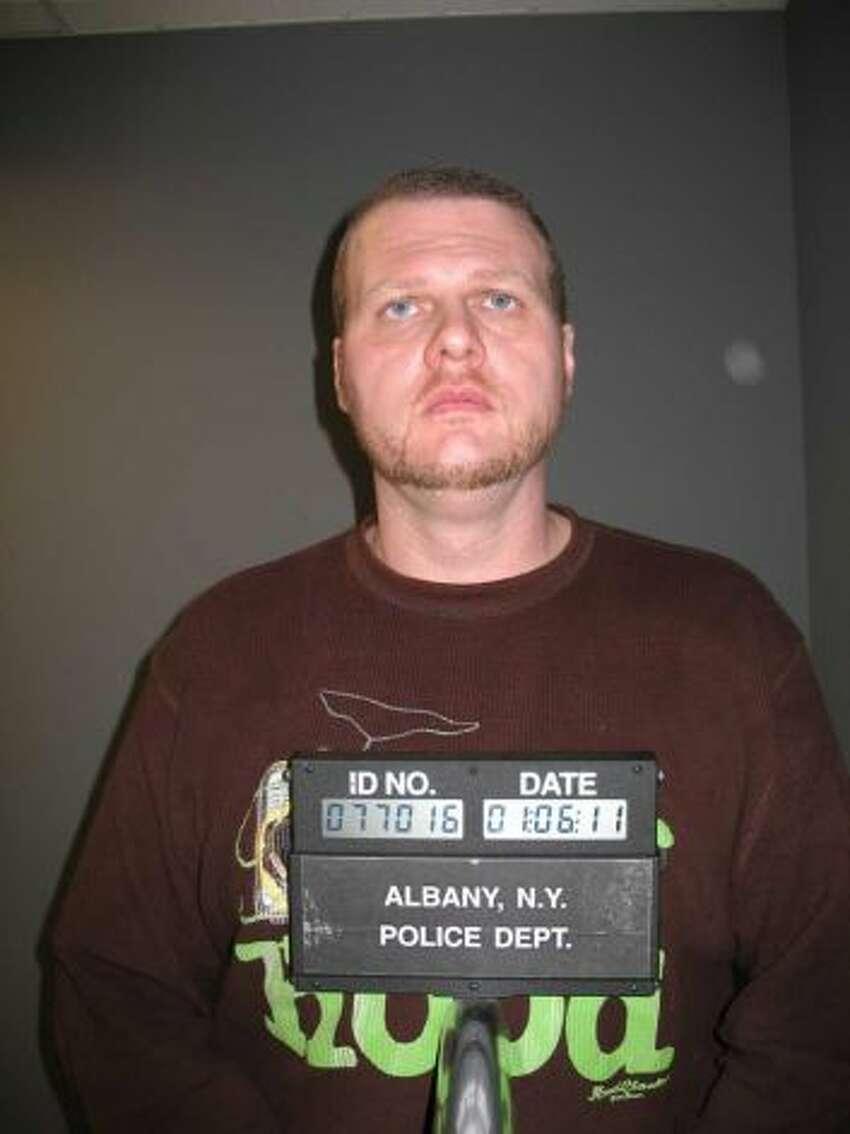 Jason Benn (Albany Police Department)