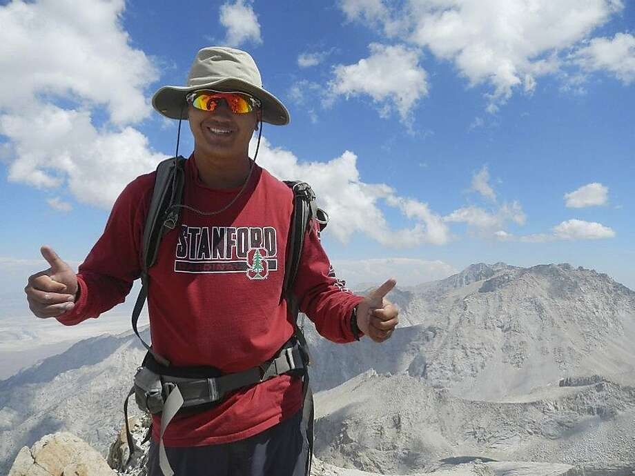 Avid hiker Thomas Heng died on July 22nd after he apparently fell from a mountain peak off Mount Langley in Sequoia National Park. Photo: Associated Press