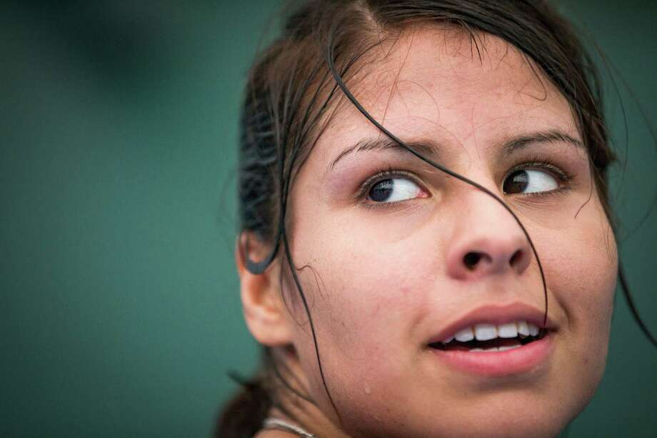 No longer an exclusively male event, women's boxing makes its debut at the Olympics on August 5. Marlen Esparza, a flyweight, will step into the ring first for the USA. Photo: Smiley N. Pool, Houston Chronicle / © 2012  Houston Chronicle