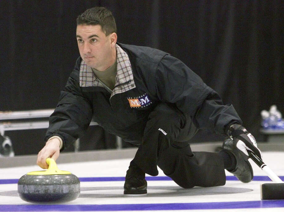 This is what curling champion Wayne Middaugh looks like, by the way.