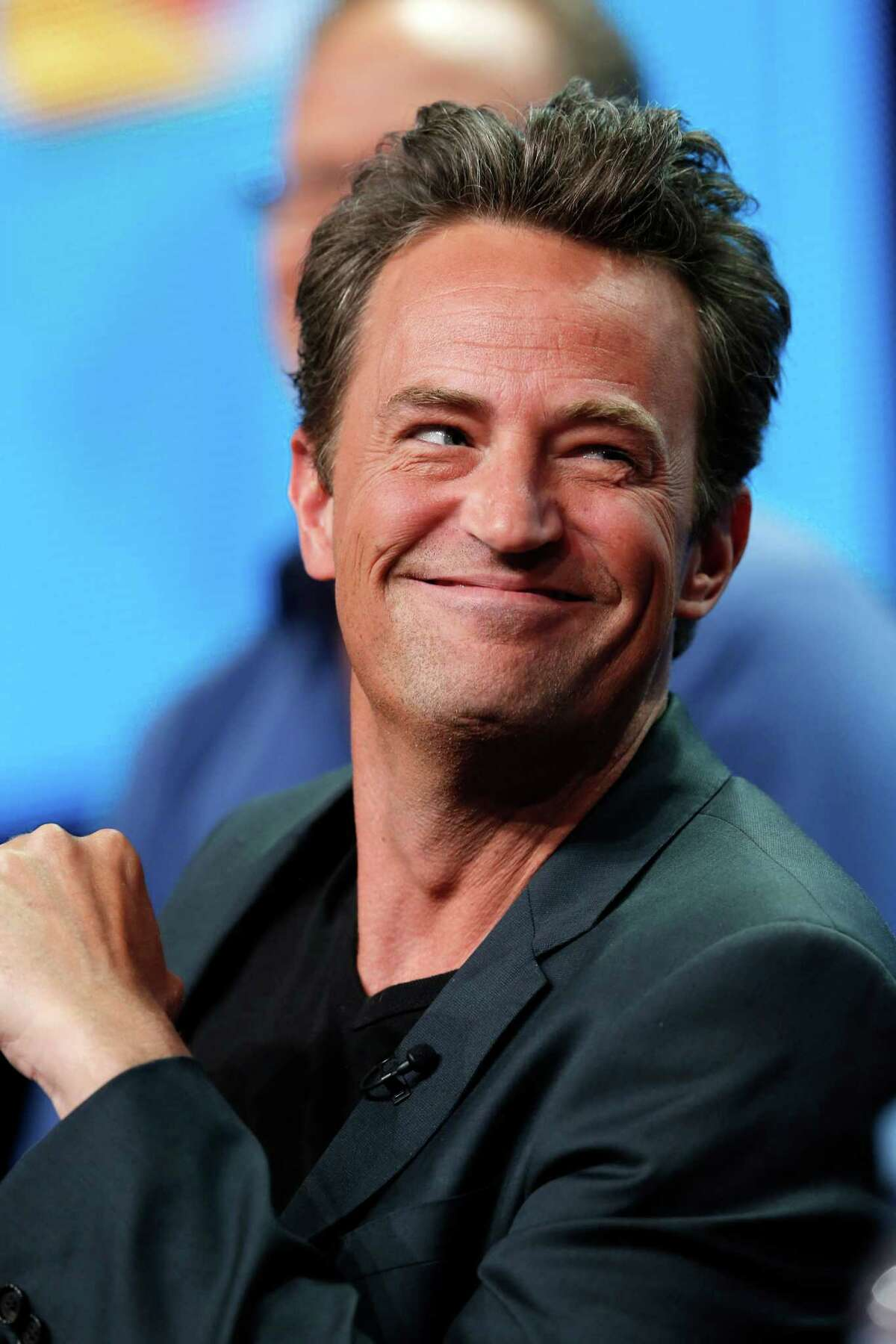 BOY2003: Matthew(Pictured: Actor Matthew Perry)