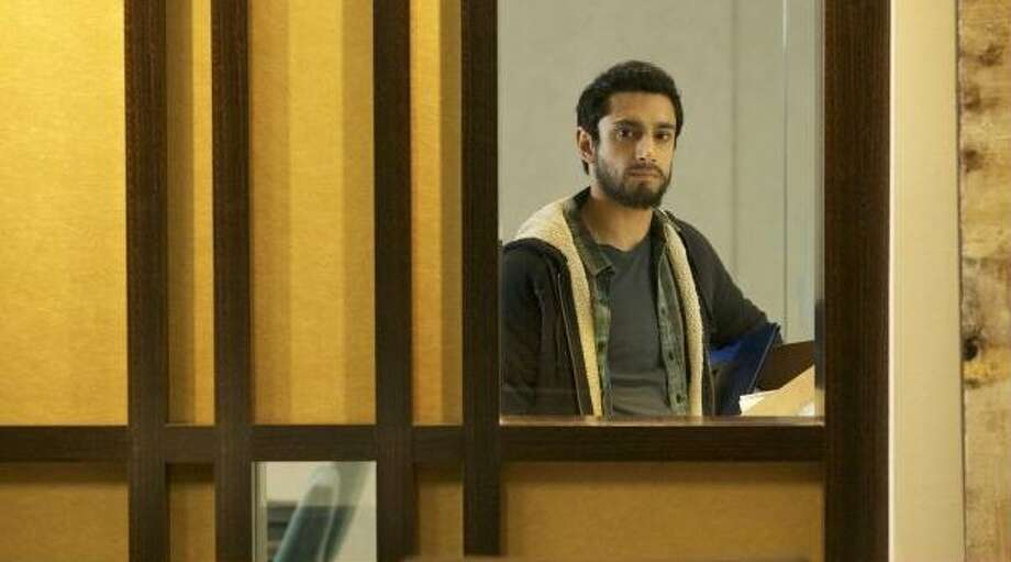 """Riz Ahmed stars in """"The Reluctant Fundamentalist,"""" which will open the Venice Film Festival. Photo: K5 International"""