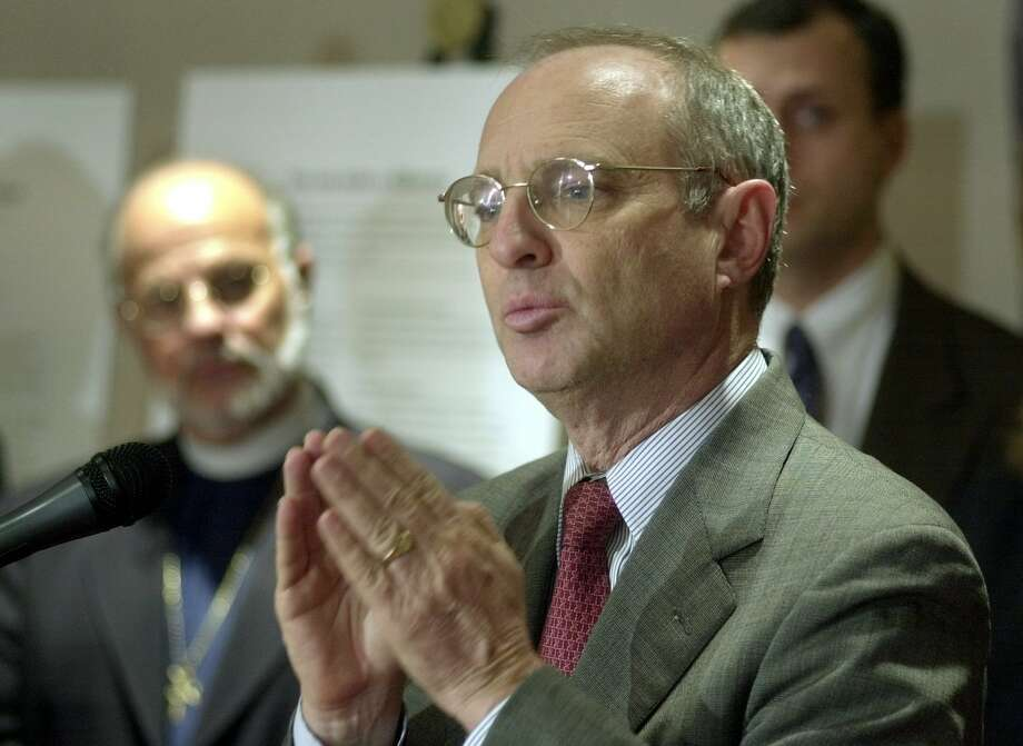 Rabbi David Saperstein, a Bend the Arc board member, said the group's new lobbying arm will be a unique resource. Photo: CARLOS OSORIO / AP