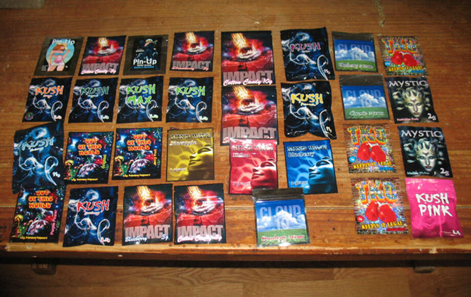 DEA agents raided a facility in Houston and found more than $5 million worth of illegal synthetic drugs. Photo: .