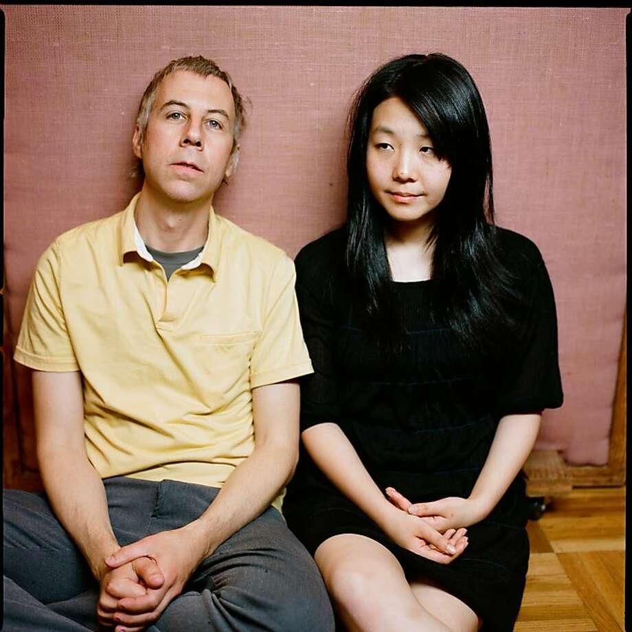 John Vanderslice and Minna Choi Photo: Autumn De Wilde