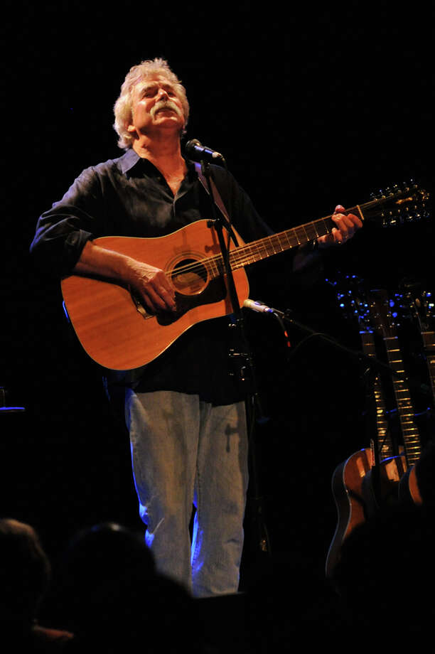 Fairfield Theatre Co. will present a performance by singer-songwriter Tom Rush on Sunday, July 29, at StageOne. Photo: Contributed Photo/Bob Stegmaier / R-W-STEGMAIER