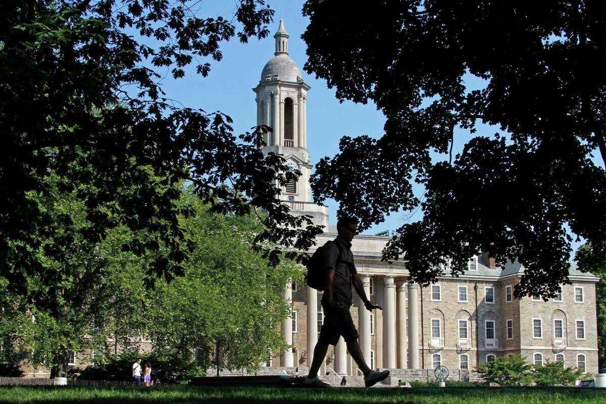 14. Penn State University New Sign-Up Growth in 2017: 172 | Student Total 2018: 564Source: SeekingArrangement