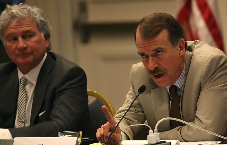 Chairman Jonathan Thomas says the CIRM governing board will take the report's recommendations very seriously. Photo: Liz Hafalia, The Chronicle
