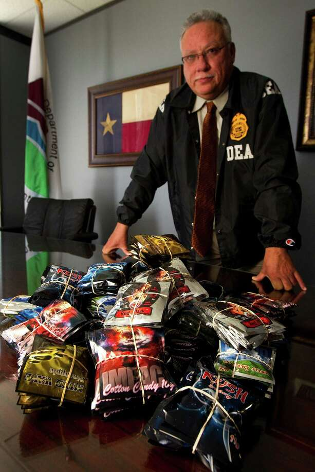 Javier Peña, special agent in charge of the Drug Enforcement Agency Houston Division, says more arrests are likely. Photo: Brett Coomer / © 2012 Houston Chronicle