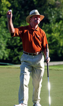Tom Kite: U.S. Open winner (1992) and 2004 World Golf Hall of Fame inductee was the PGA Tour's leading money-winner in 1981 and 1989, and set records for PGA Tour career earnings as the first to reach the $6 million-, $7 million-, $8 million- and $9 million-dollar marks. He has also designed several golf course, including the Comanche Trace course in Kerrville. Photo: Tom Reel, San Antonio Express-News / treel@express-news.net
