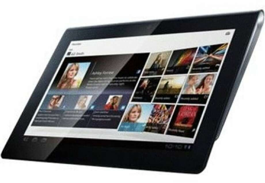 Sony Tablet S Photo: Cnet Review