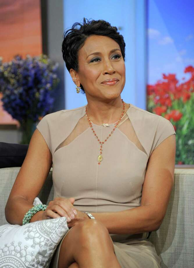 Robin Roberts:2013 was a busy year for the 'Good Morning America' host. She returned to the show in February after battling myelodysplastic syndrome (MDS). Roberts then ended her year by announcing she's gay on Facebook. Photo: Ida Mae Astute / ©2012 American Broadcasting Companies, Inc.  All rights reserved.