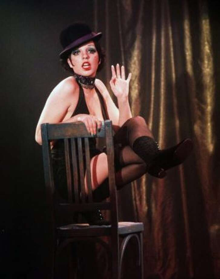Liza Minnelli in CABARET. (ABC photo archives / Getty Images)