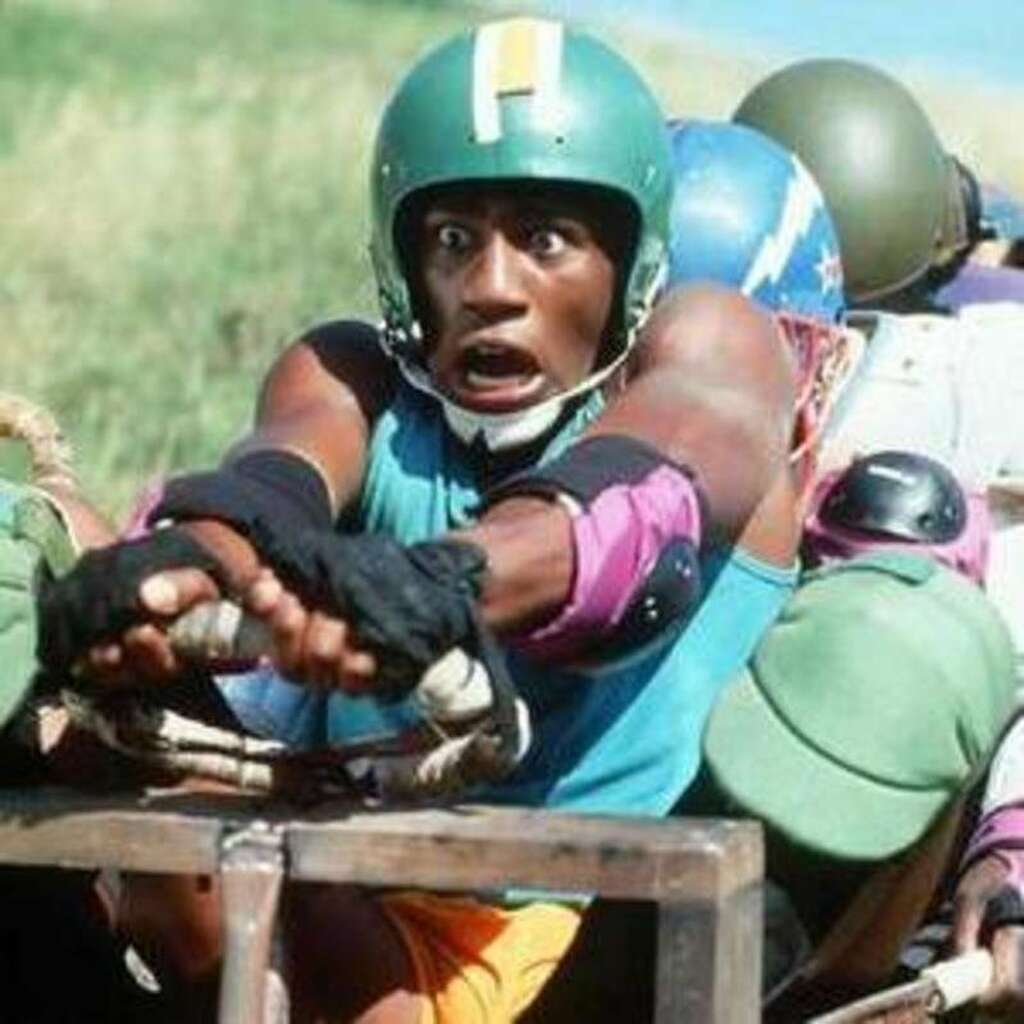 Movie: Cool Runningsold News: 89 Percent Say Share Itspoiler: The Jamaican  Bobsled Team