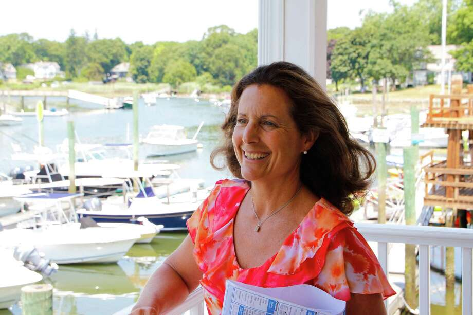 Susan Aubrey has been named education director of the Rowayton Arts Center. Photo: Contributed Photo / Norwalk Citizen