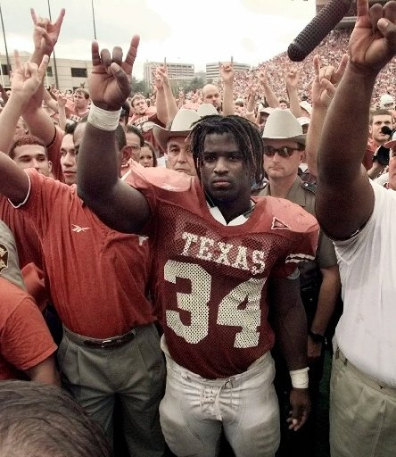 Ricky Williams Claims Texas Police Racially Profiled Him