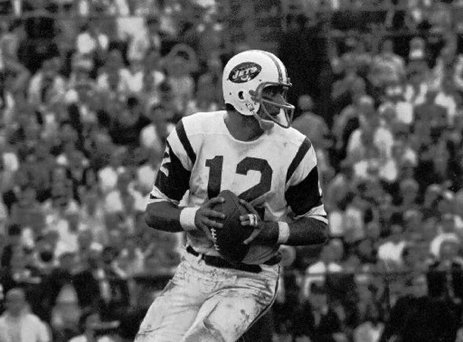 Joe NamathHall of Fame quarterback