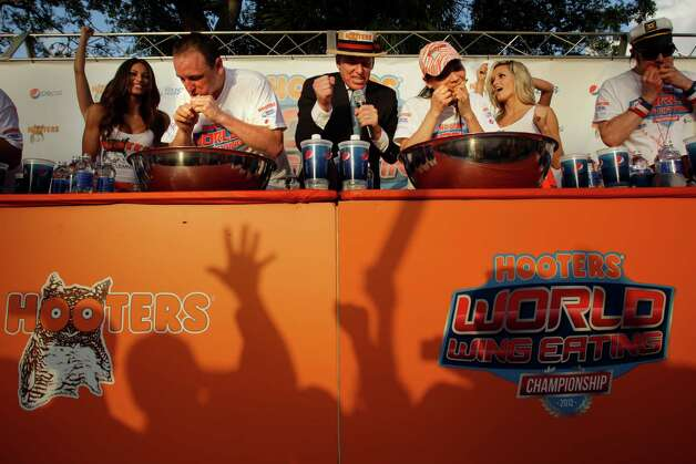 "12. Clearwater, Fla. Home of the ""Hooters World Wing-Eating Championship."" Photo: Vragovic, Will, Associated Press / mbr"