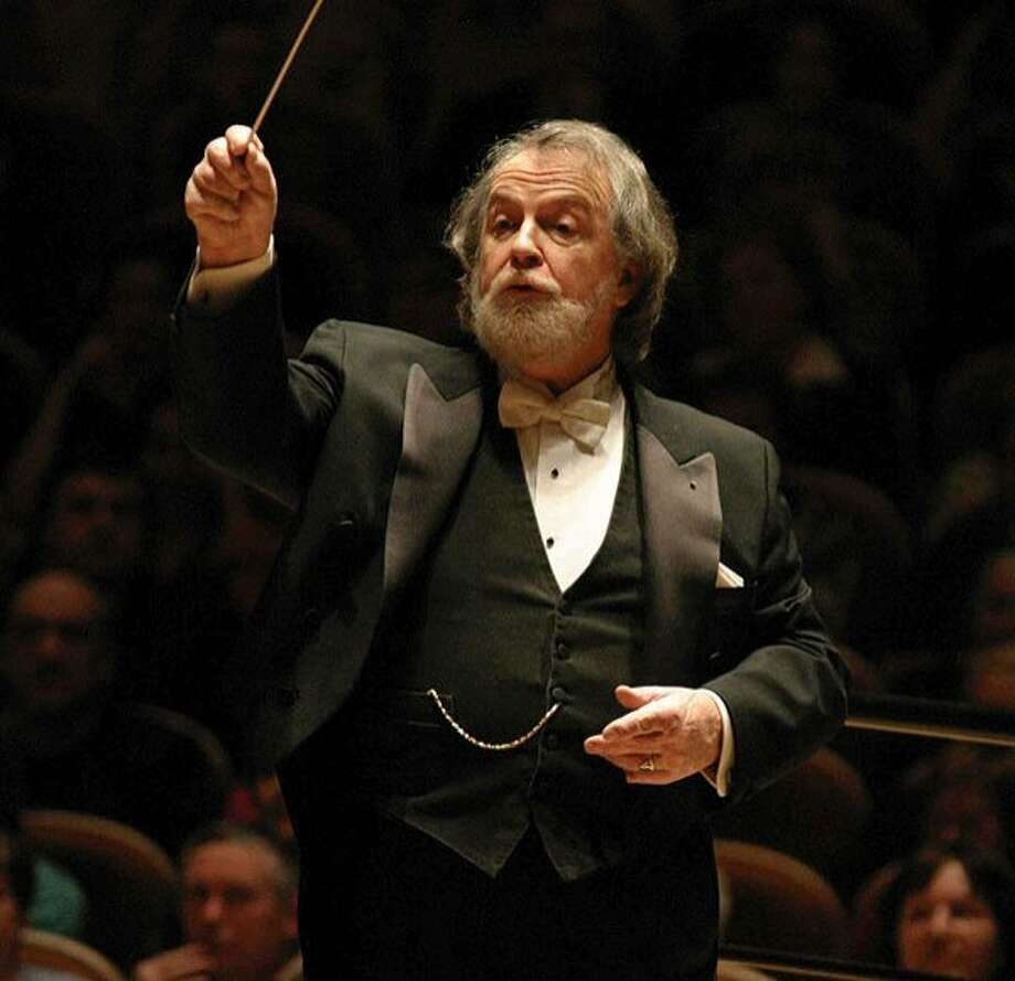 Conductor George Cleve Photo: Courtesy Midsummer Mozart