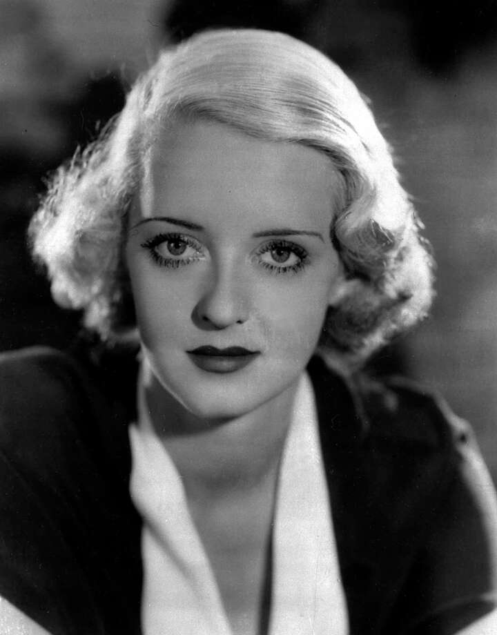 Bette Davis Photo: Associated Press File Photo / AP