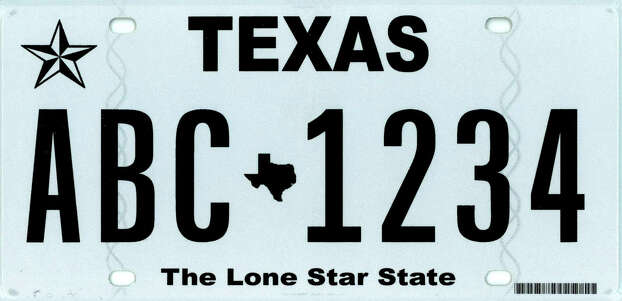 Editorial: Strong, silent Texas license plates