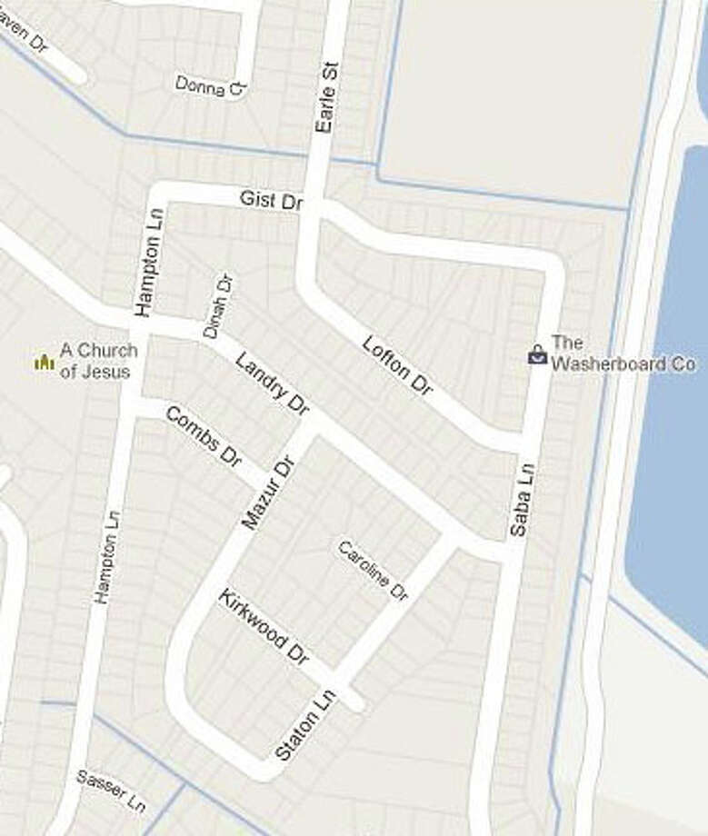 Saba Lane is part of a neighborhood in Port Neches that includes several streets named for local real estate developers. The Enterprise Photo: The Enterprise
