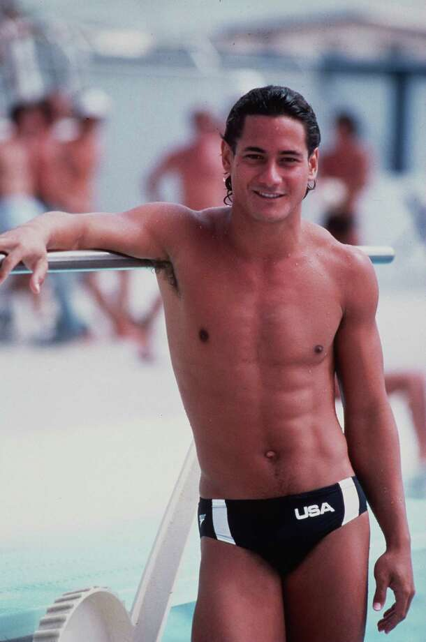 Greg Louganis: The Olympic gold medalist in diving first spoke openly about being gay in 1995. Photo: Tony Duffy, Staff / Getty Images North America
