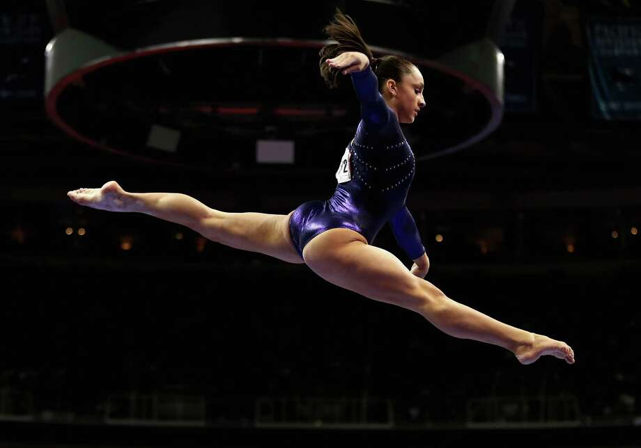 Olympic gymnast Jordyn Wieber obviously has been exercising for most of her life, unlike  many children in the U.S., where physical education is often cut from public schools. Photo: Ezra Shaw, Getty Images / 2012 Getty Images