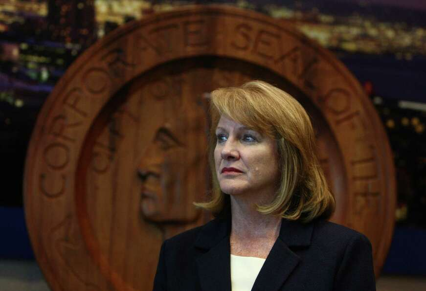 Jenny Durkan, U.S. Attorney for Seattle, participants in a press conference as the City of Seattle a