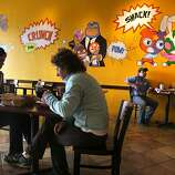 Square 44: Taco Libre might come off as playful, but the food is serious.