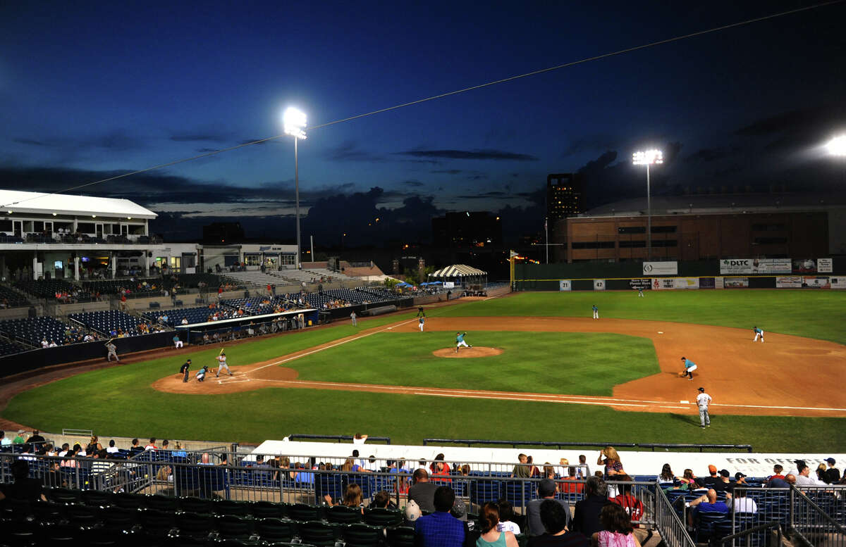The Bridgeport Bluefish will play their first home game of the 2013 season Friday night at the Ballpark at Harbor Yard. Many of the Bluefish have spent time in the Major Leagues. Scroll through to see where this year's players have played before.