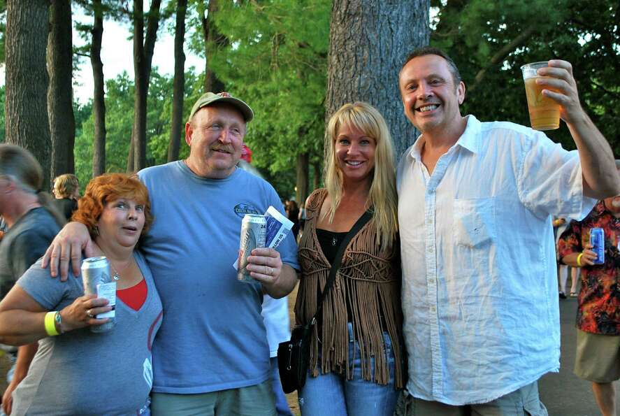 Were you Seen at the Allman Brothers and Santana concert at SPAC on Friday, July 27, 2012?
