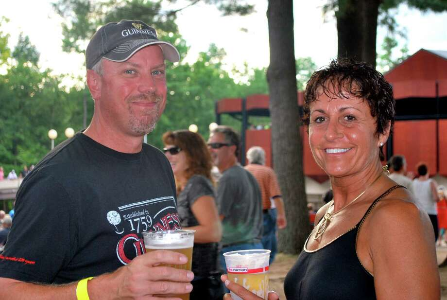 Were you Seen at the Allman Brothers and Santana concert at SPAC on Friday, July 27, 2012? Photo: Silvia Meder Lilly