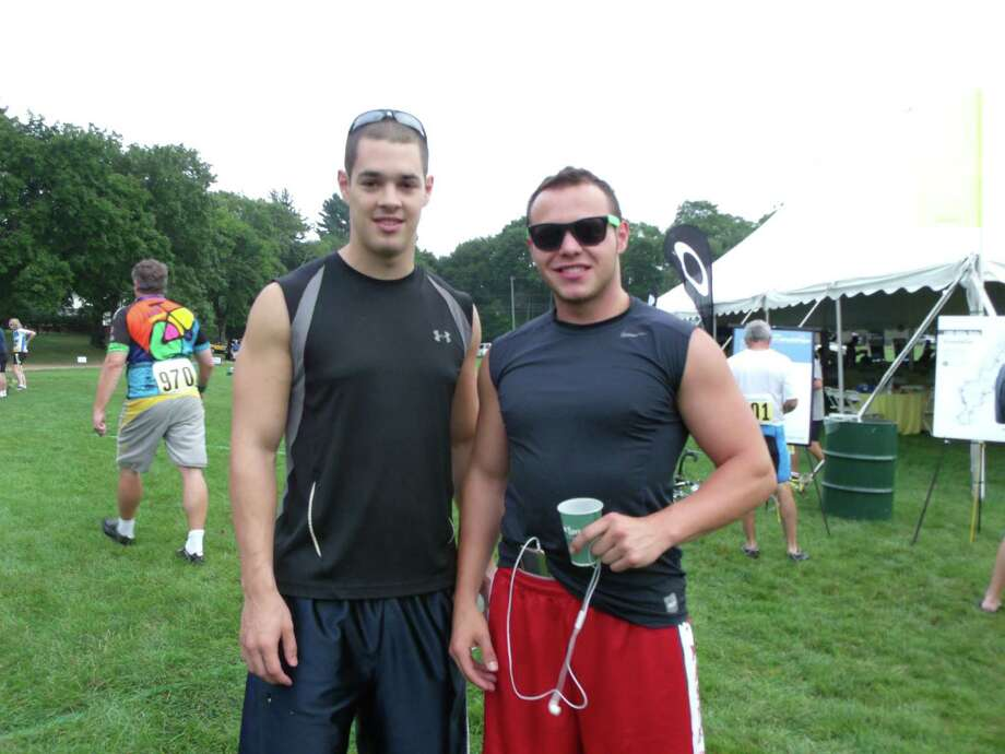 Were you seen at Westport's Hunt Club Saturday morning for the CT Challenge bike ride? July 28, 2012 Photo: Todd Tracy / Connecticut Post