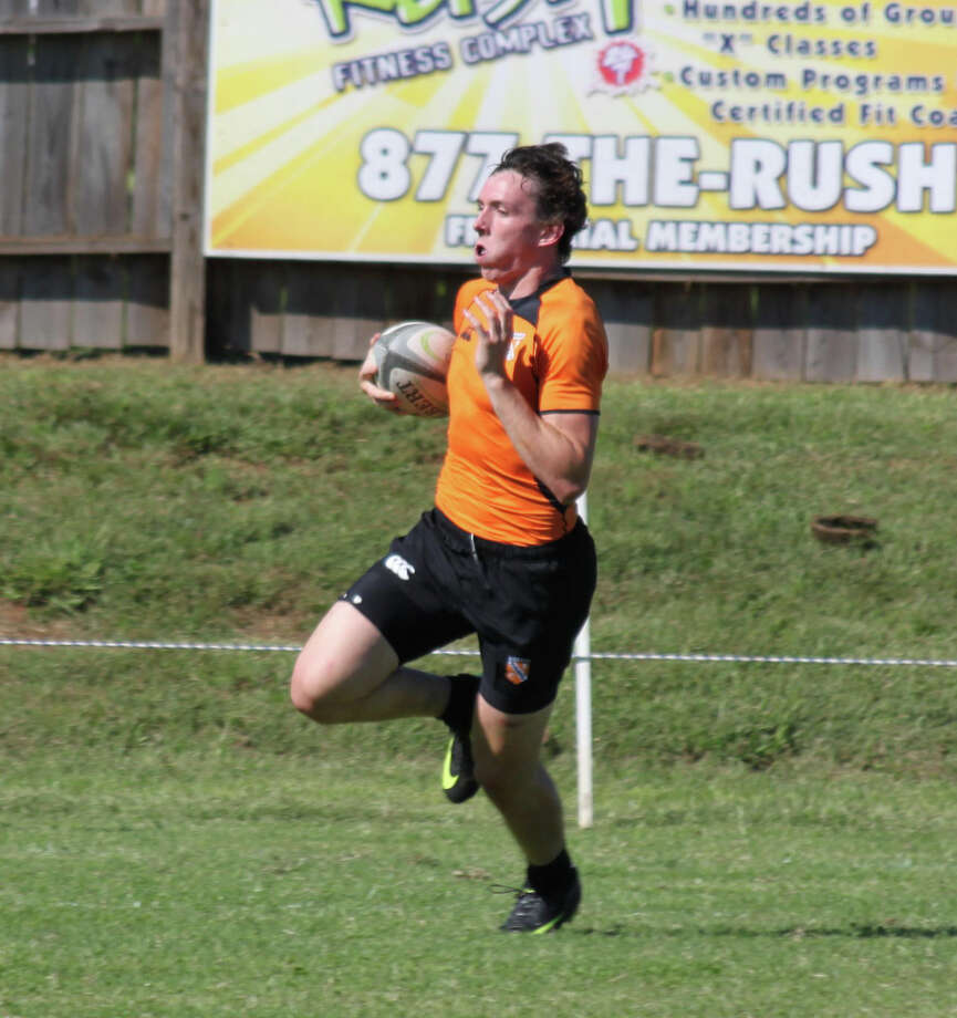 Greenwich's Graham Boyd helped lead Tennessee rugby team the NCAA tournament. Photo: Contributed Photo