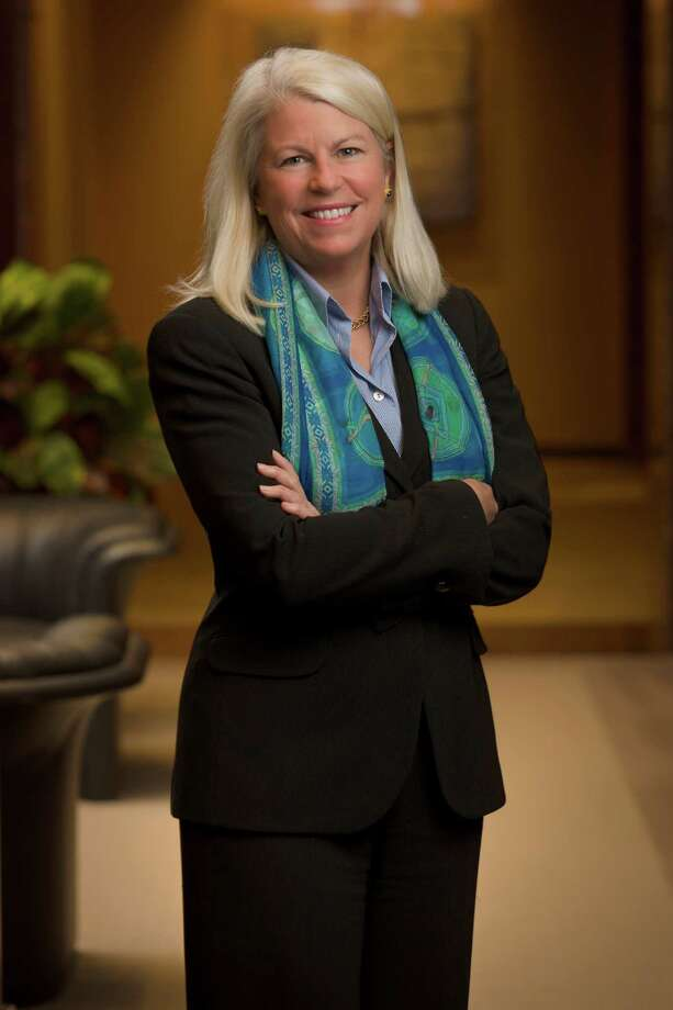 Ms. Janet Clark, Executive VP and CFO, Marathon Oil Co. Photo: Michael Hart / ©Copyright 2012 All Rights Reserved