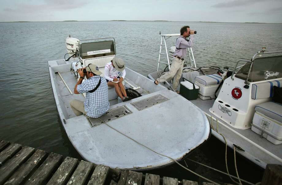 Keep clicking to view the Texas waterways with more than five deaths since 2011.Lower Laguna Madre: 6 deathsOff Padre Island Photo: BOB OWEN, San Antonio Express-News / © 2012 San Antonio Express-News