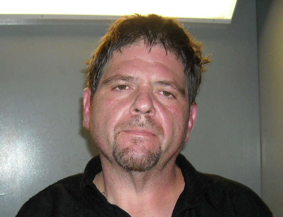 Christopher Rodia, 42, of Norwalk, was charged Saturday with stealing copper gutters from a house construction site on Stony Brook Road in Westport. Photo: Westport Police Department