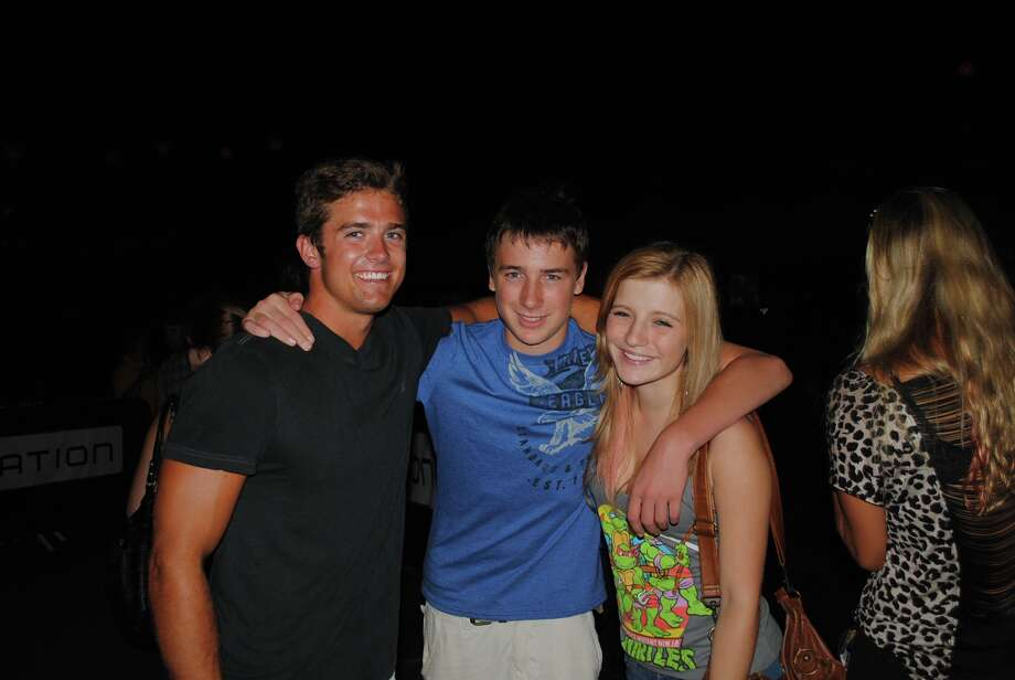 Were you seen at the O.A.R. concert at SPAC on Saturday, July 29th, 2012? Photo: Tim Eason