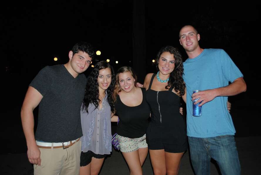 Were you seen at the O.A.R. concert at SPAC on Saturday, July 29th, 2012?